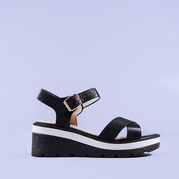Sandale dama Anda negre