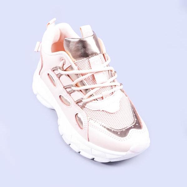 Pantofi sport dama Lolita roz