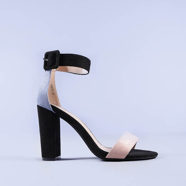 Sandale dama Dochia roz