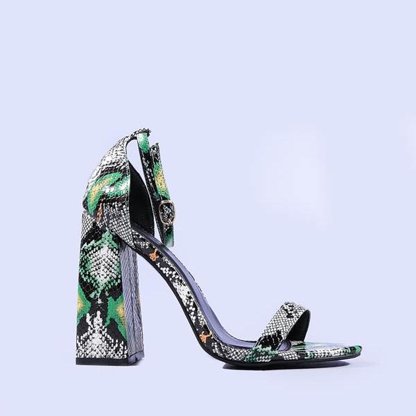 Sandale dama Samara verzi