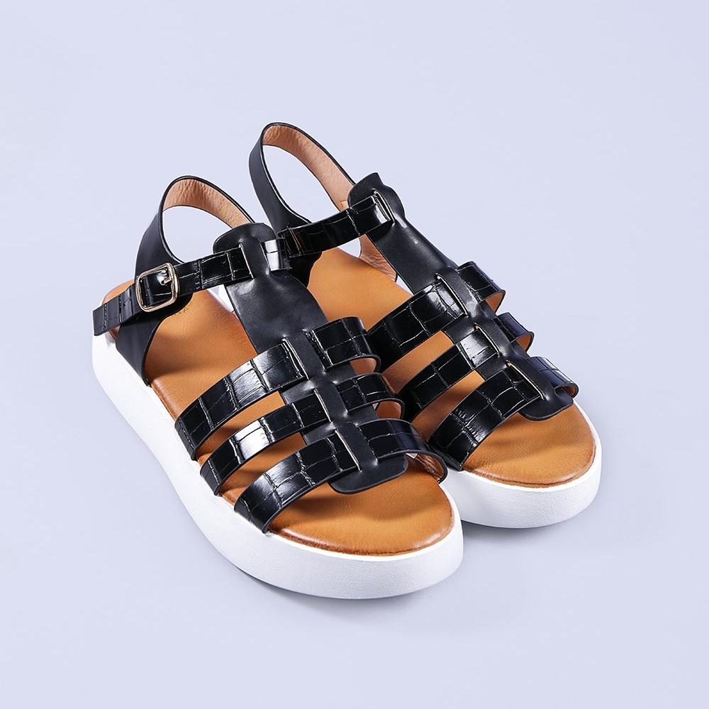 Sandale dama Nasira negre