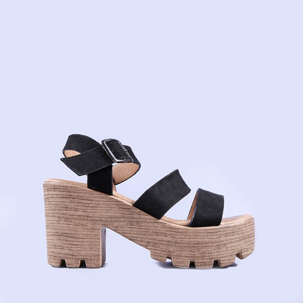 Sandale dama Nicola negre