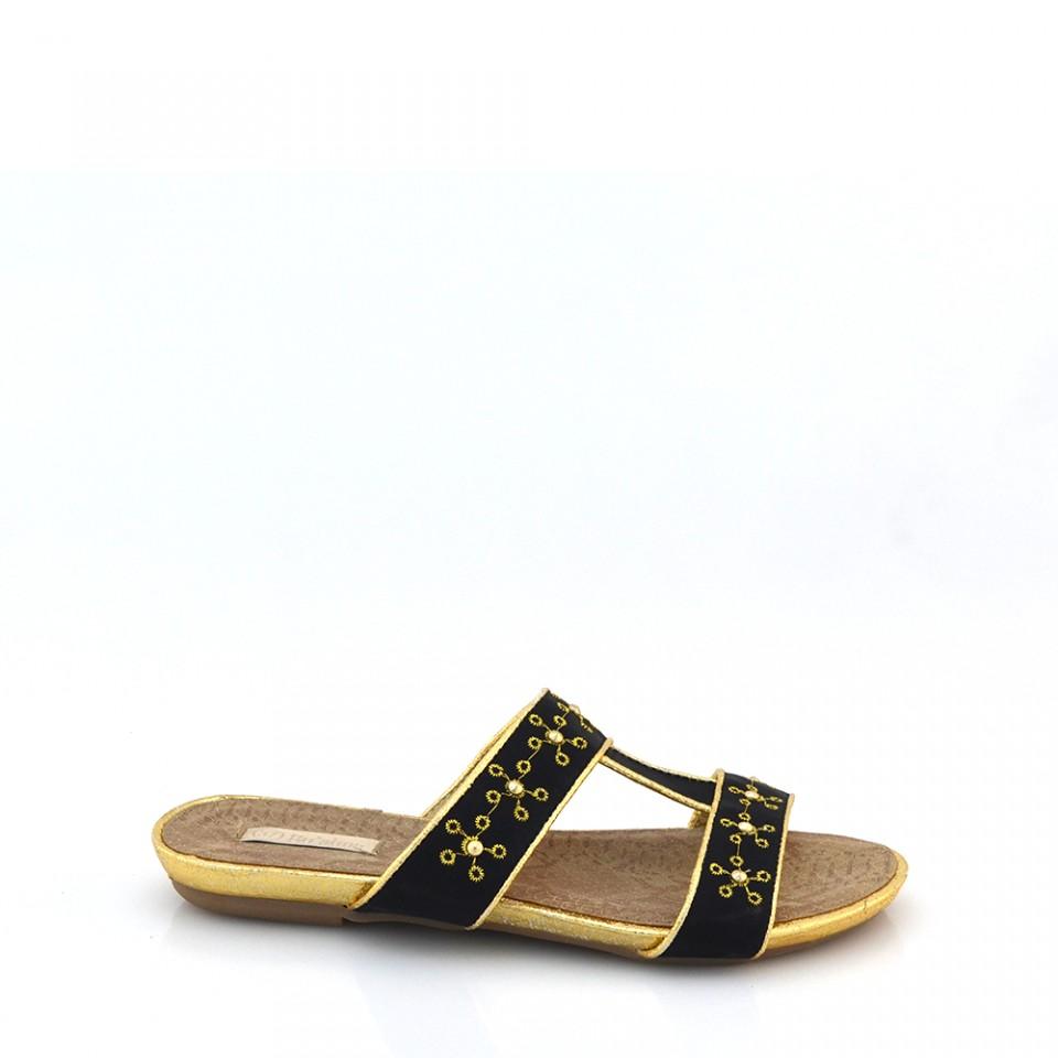 Papuci dama Karina negri
