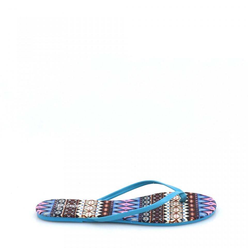 Papuci Dama Catinca Blue