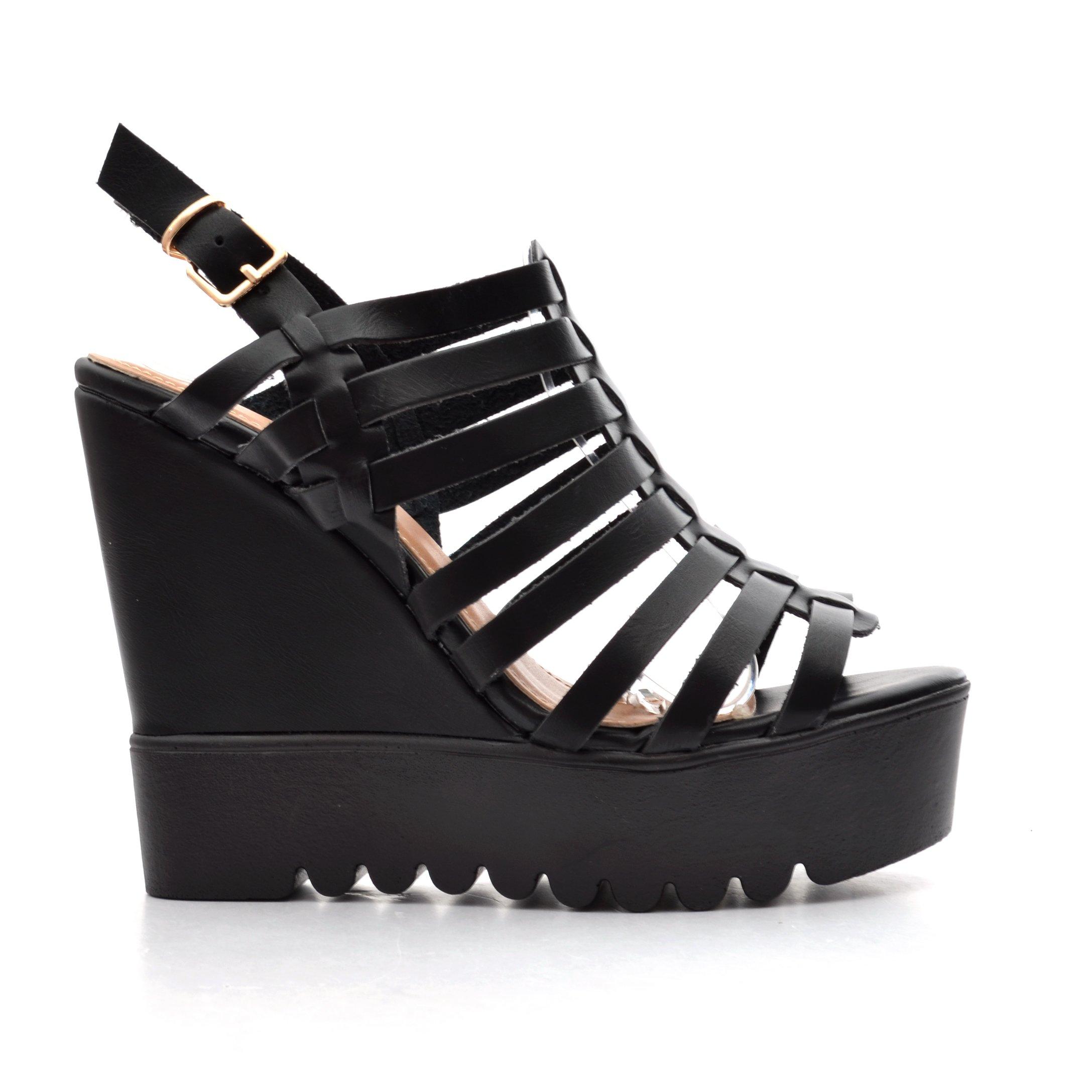 Sandale dama Lizette negre