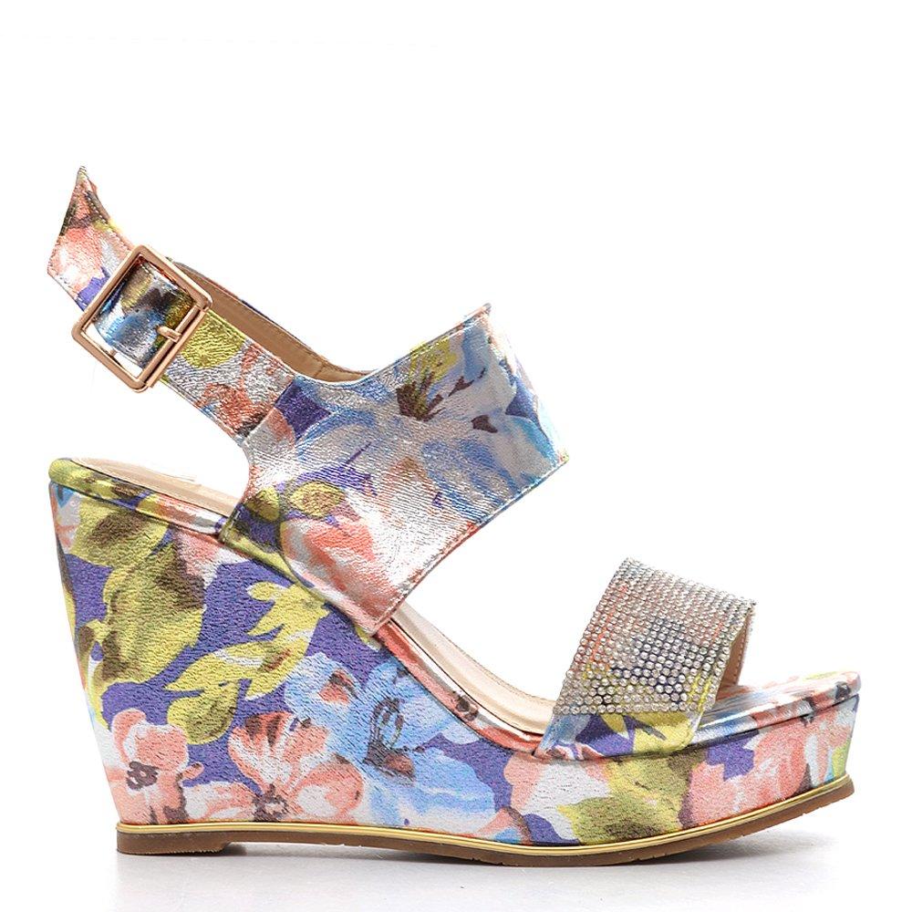 Sandale Dama Cecelia Albastre