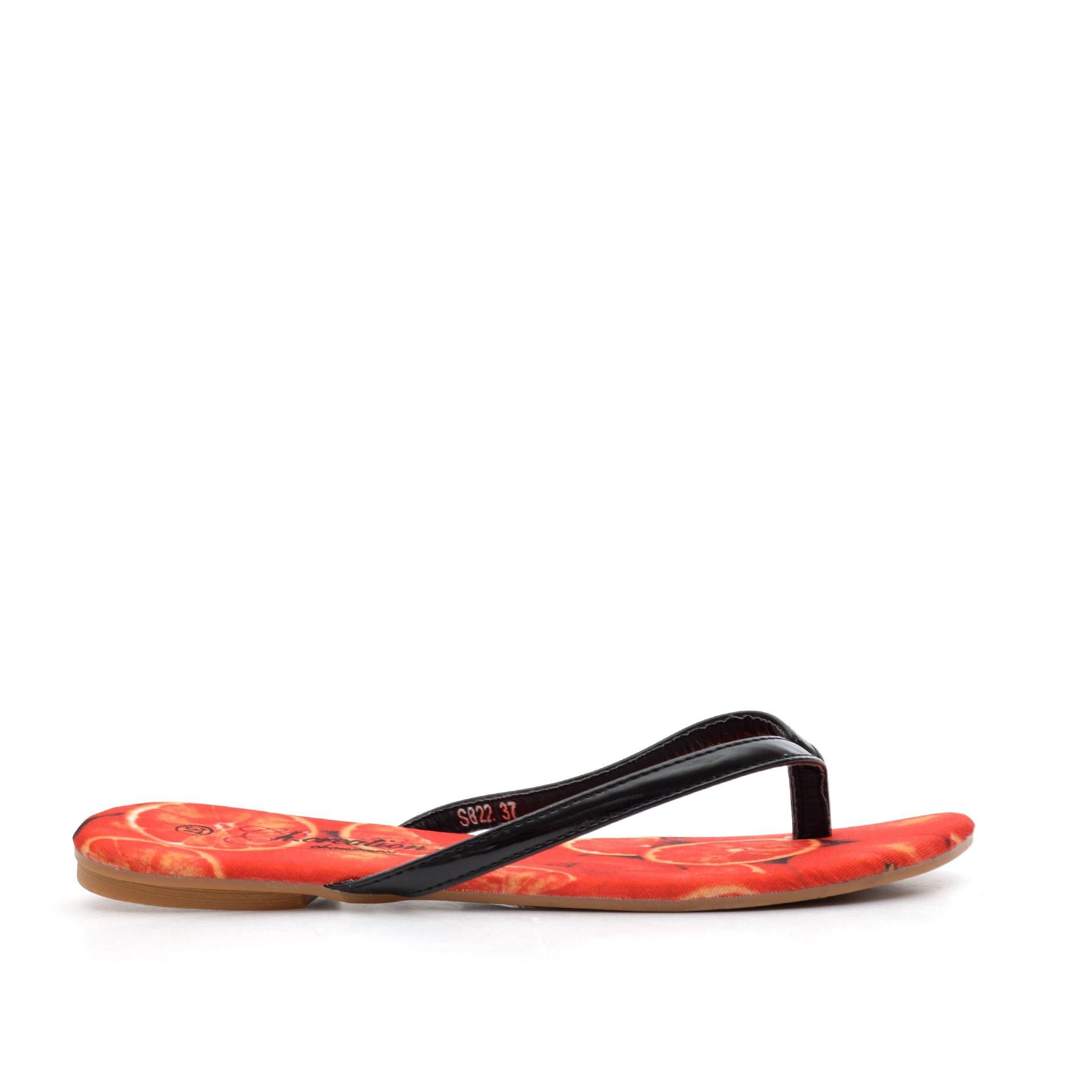 Papuci Dama S822 Negri