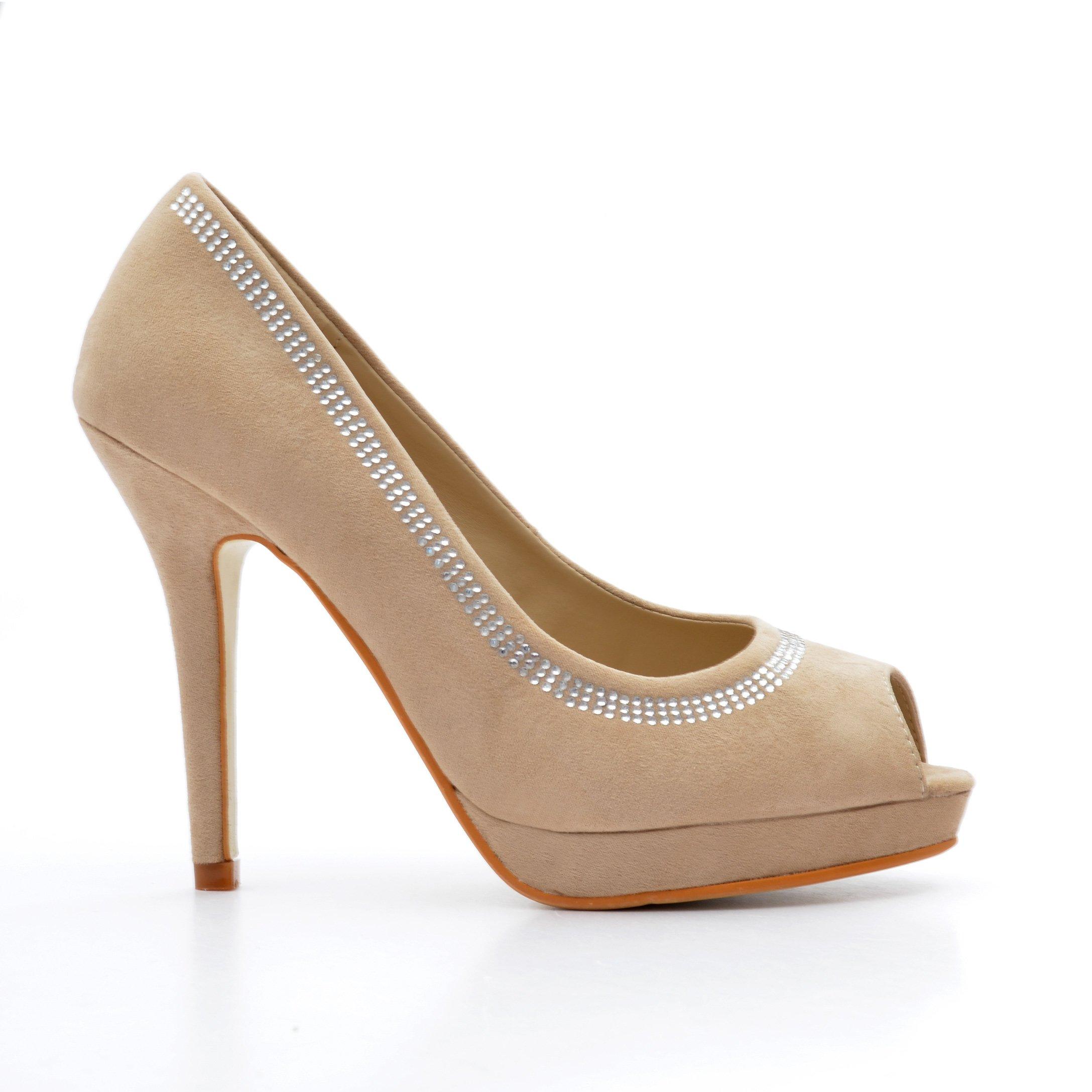 Pantofi dama Pierce 2 bej