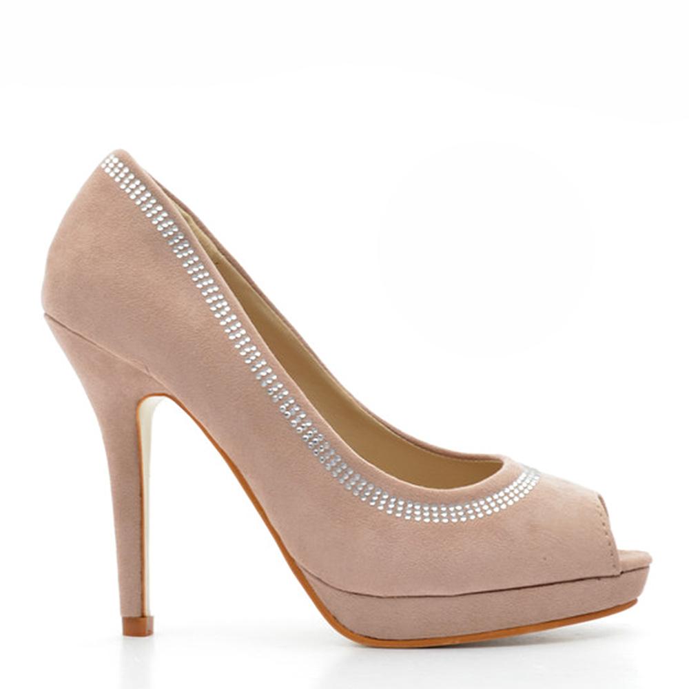Pantofi dama Pierce 2 khaki