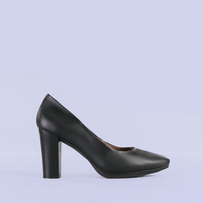 Pantofi dama piele Grande negri