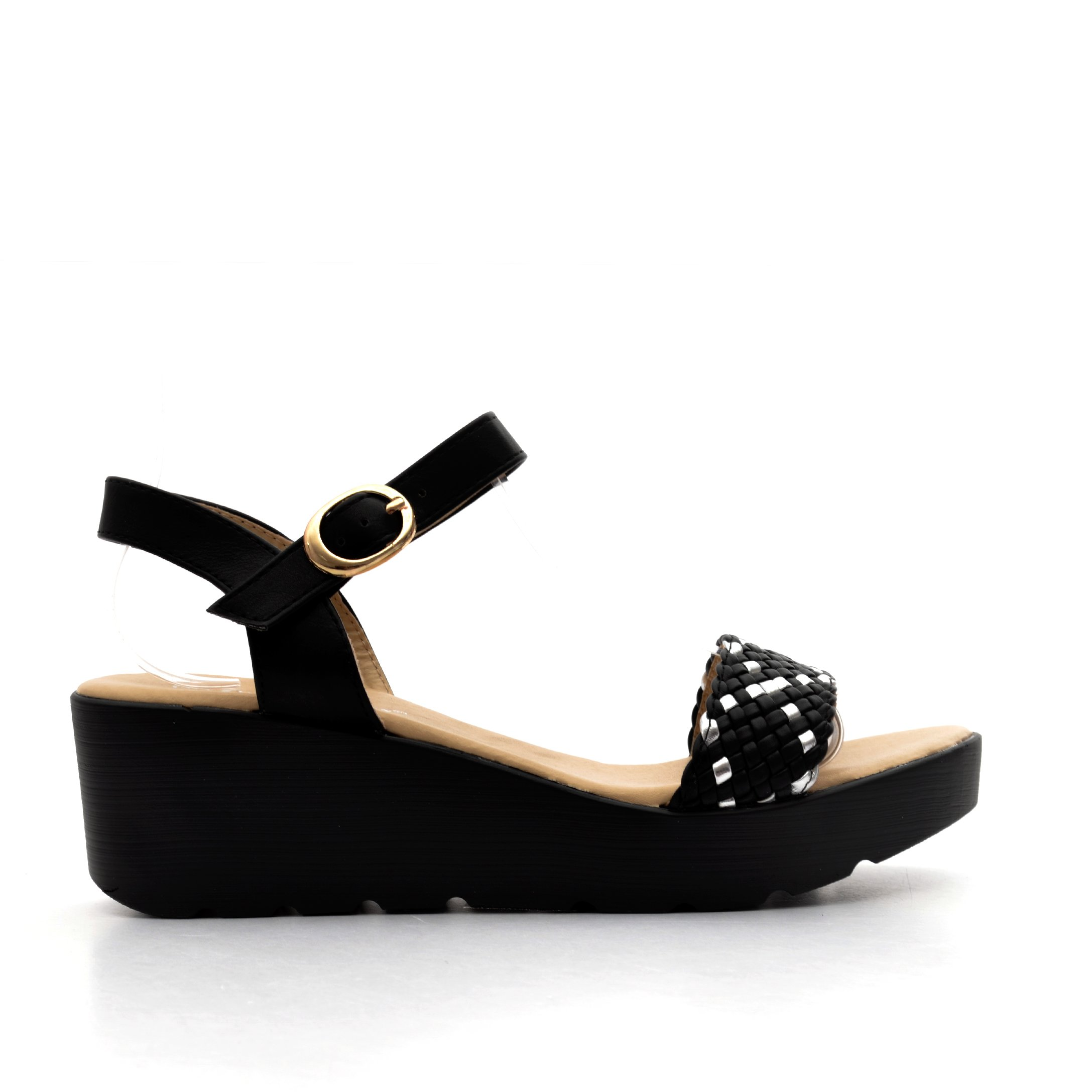 Sandale dama Willow negre