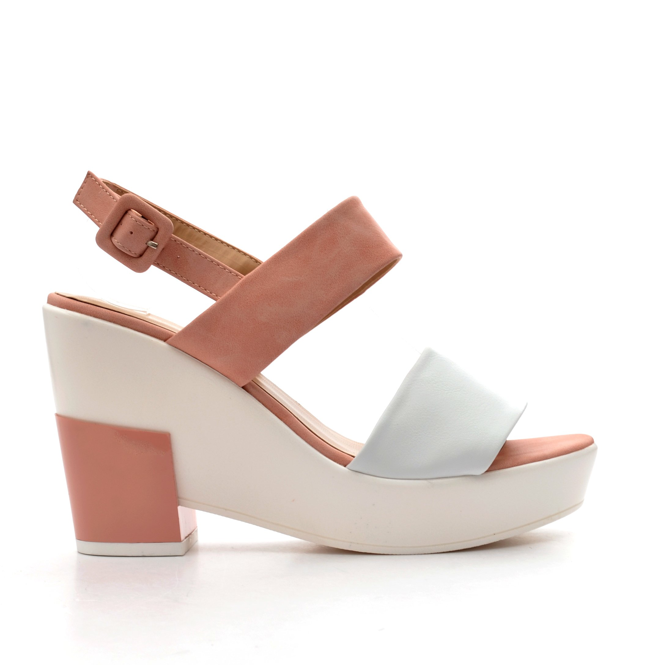 Sandale dama Marcella roz