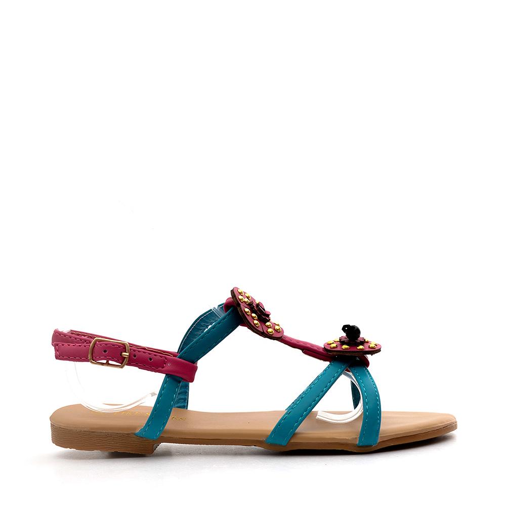 Sandale copii Monika albastre