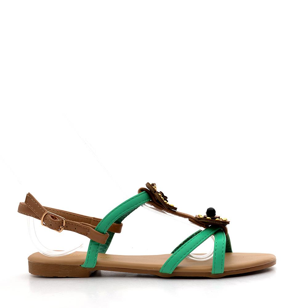 Sandale copii Monika verzi
