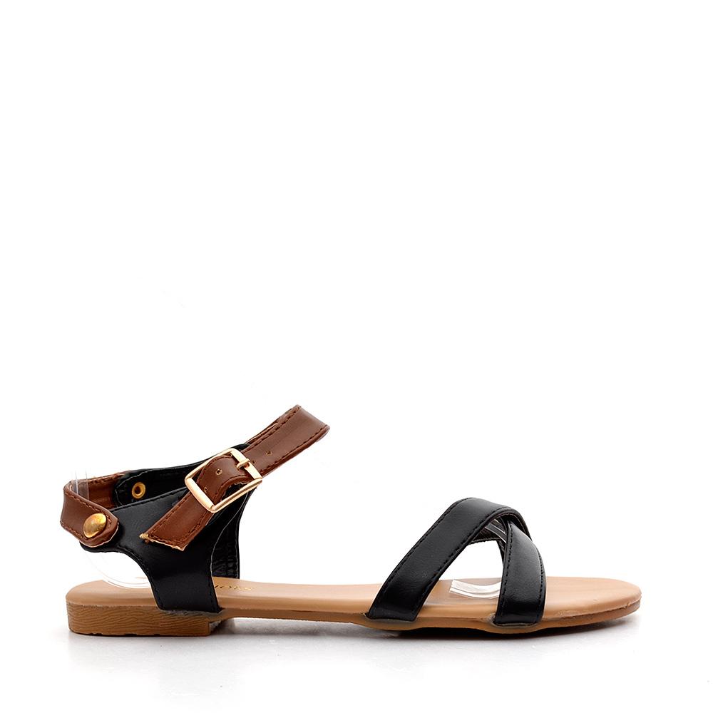 Sandale copii Miranda negre