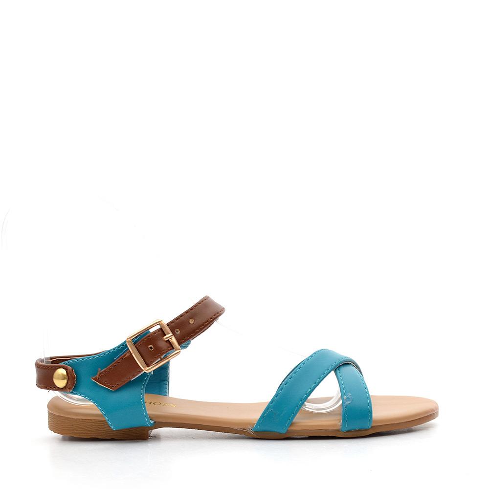 Sandale copii Miranda albastre