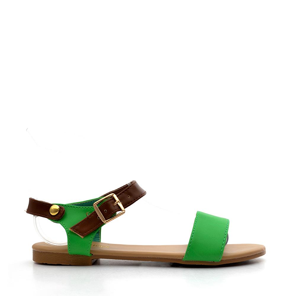 Sandale copii Britt verzi