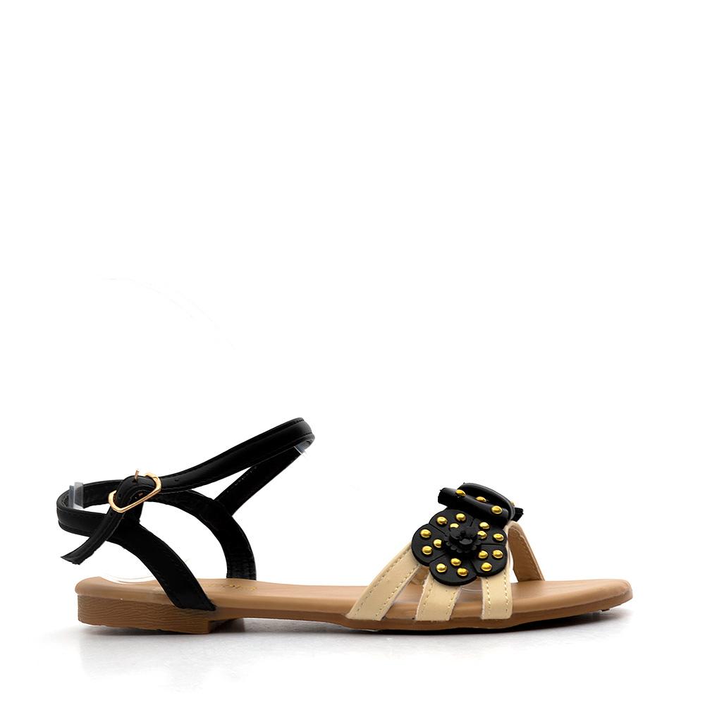 Sandale copii Xandra negre