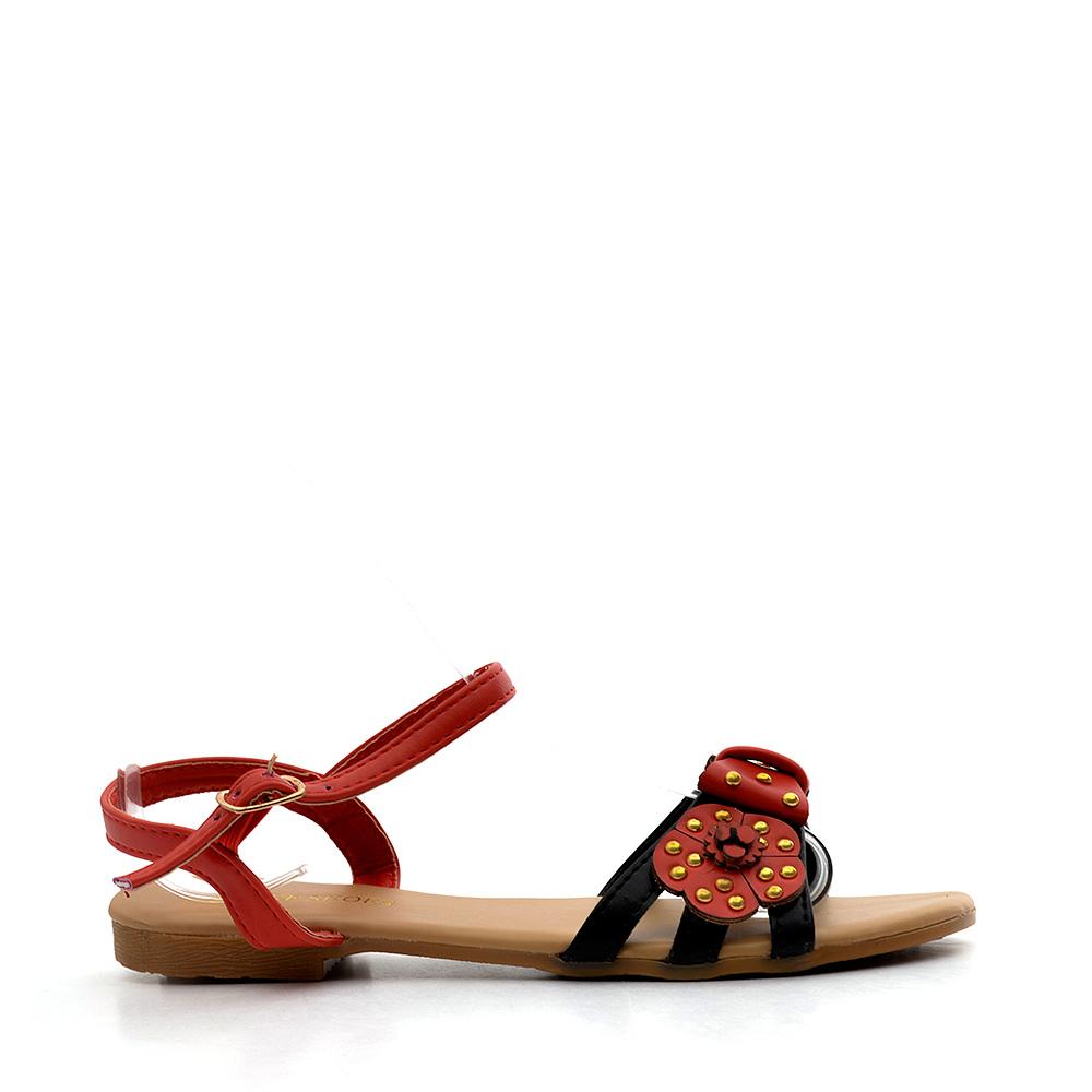 Sandale copii Xandra rosii