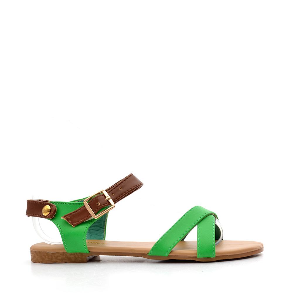 Sandale copii Miranda verzi