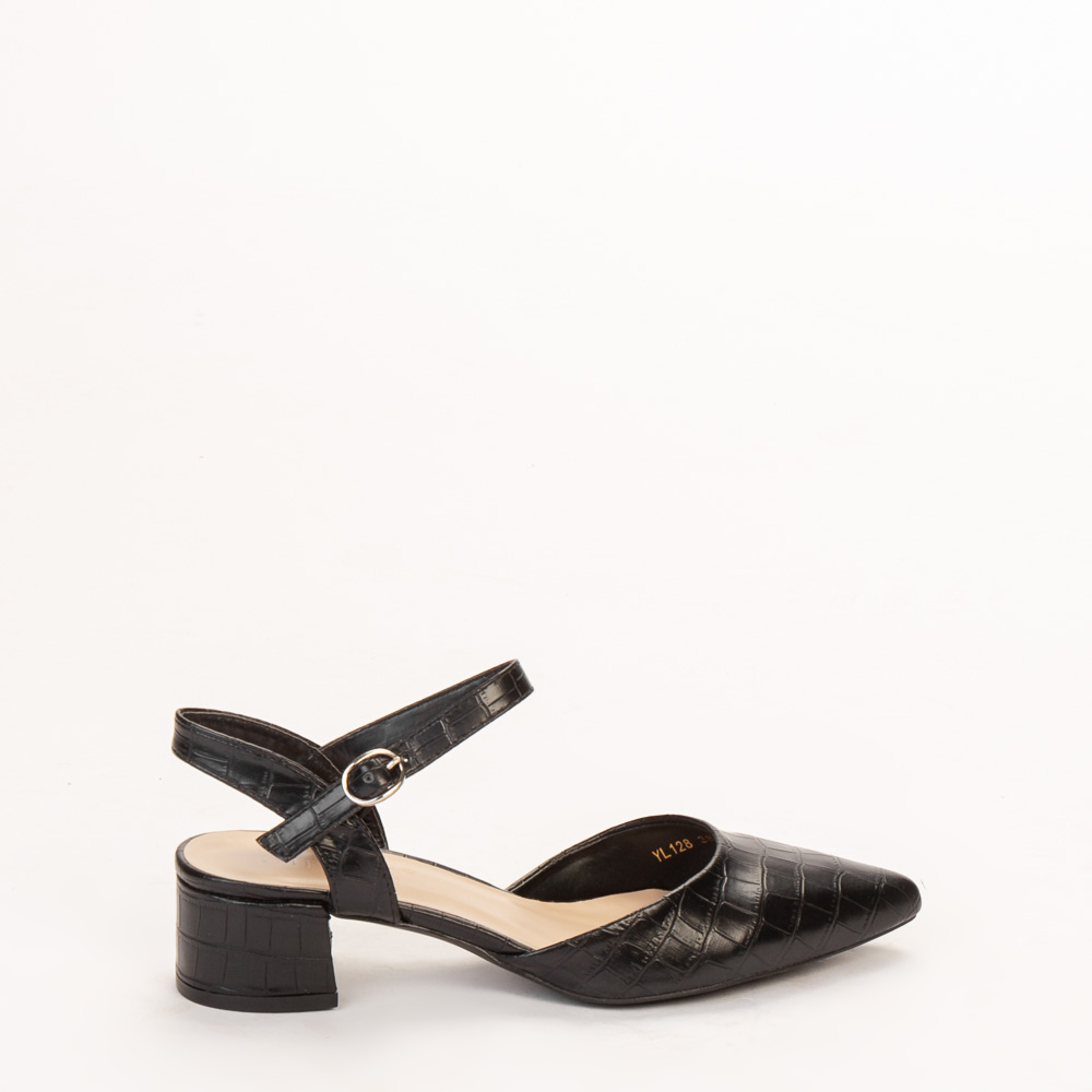 Pantofi dama Leela negri