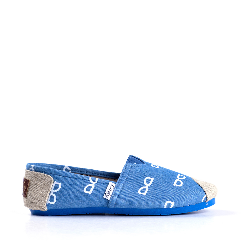 Espadrile copii Patsy 3 albastre