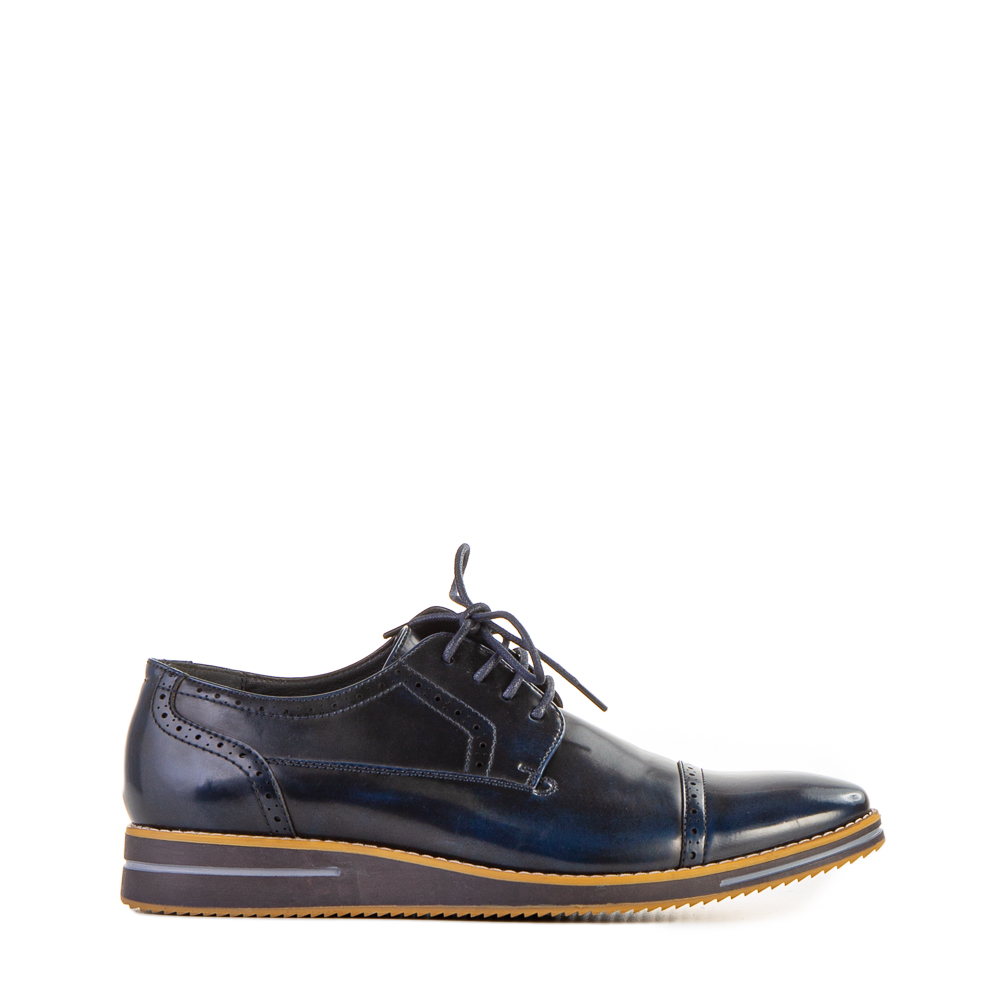 Pantofi barbati Carpus albastri
