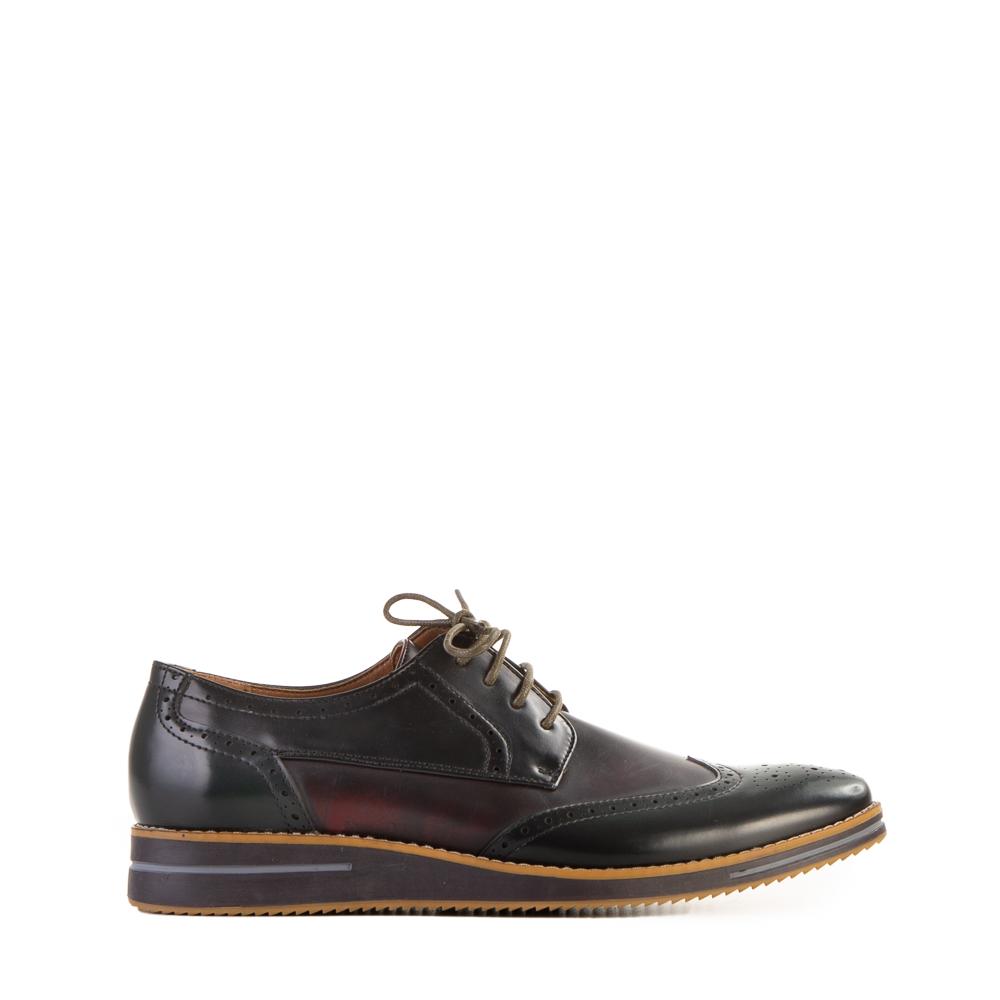 Pantofi barbati Adelin verzi