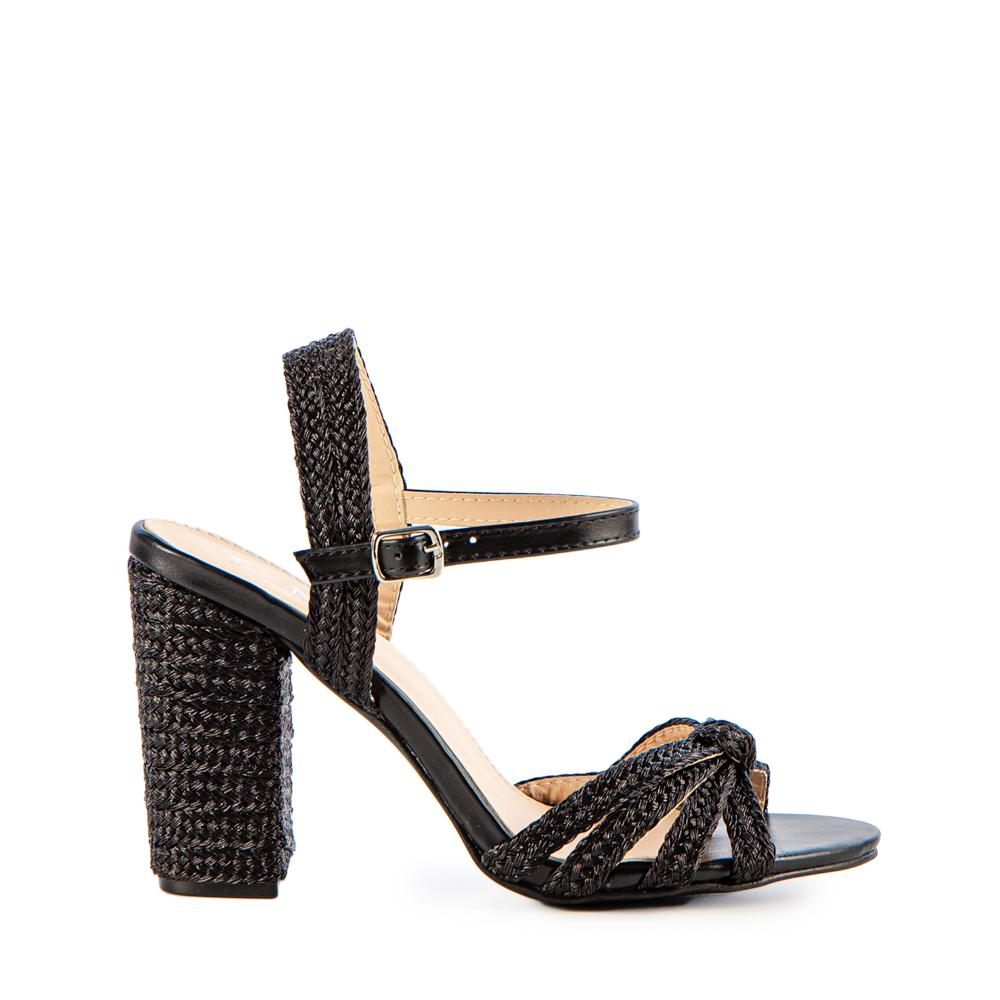 Sandale dama Sean negre
