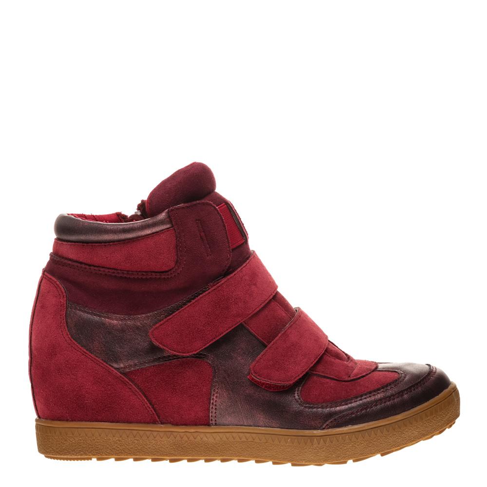 Pantofi sport dama Denise verzi