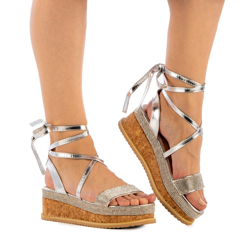 Pantofi sport dama Jolyna negri