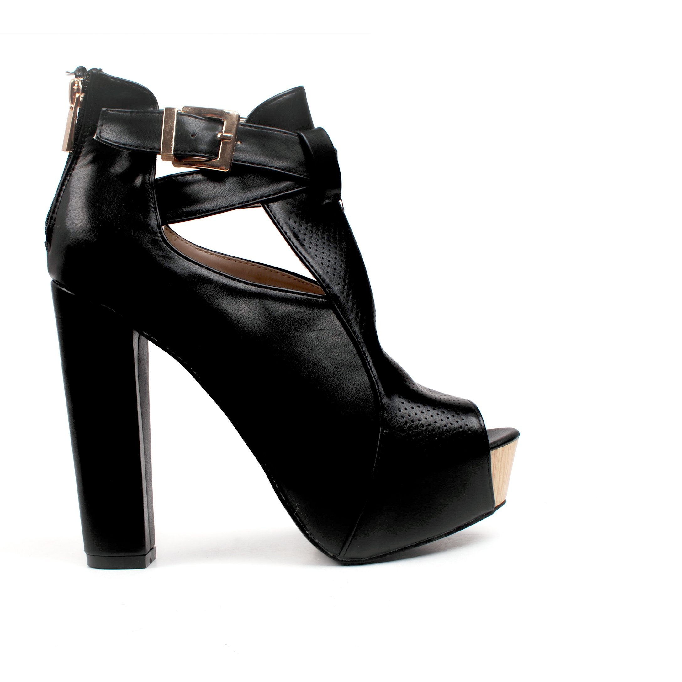 Sandale Dama Sammy Negre