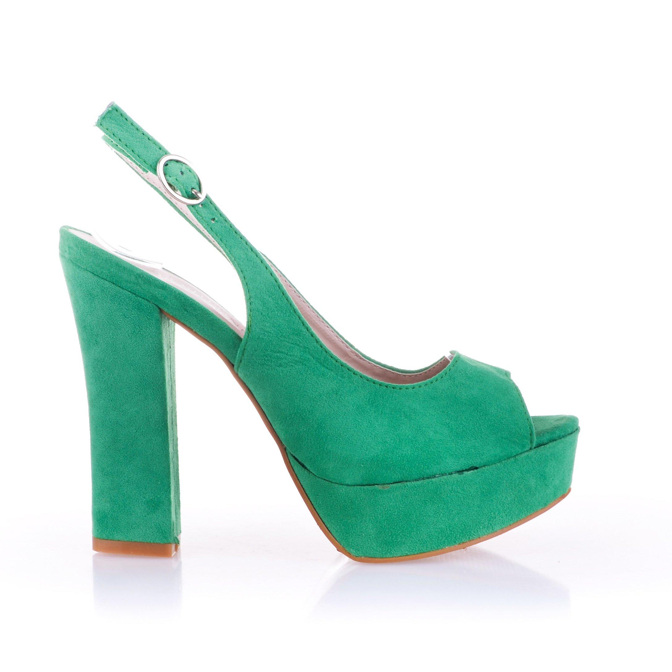 Sandale Dama Tatiana Verzi