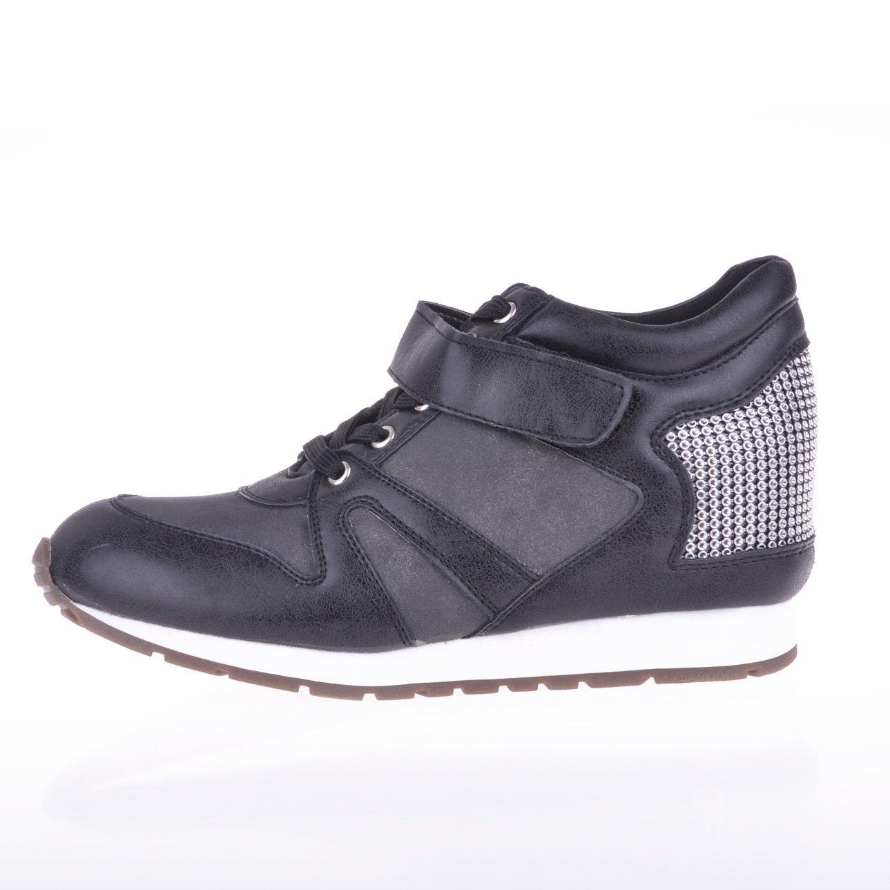 Sneakers dama Deedee negru