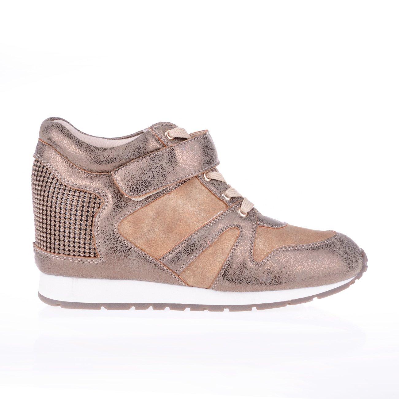 Sneakers dama Deedee bronz