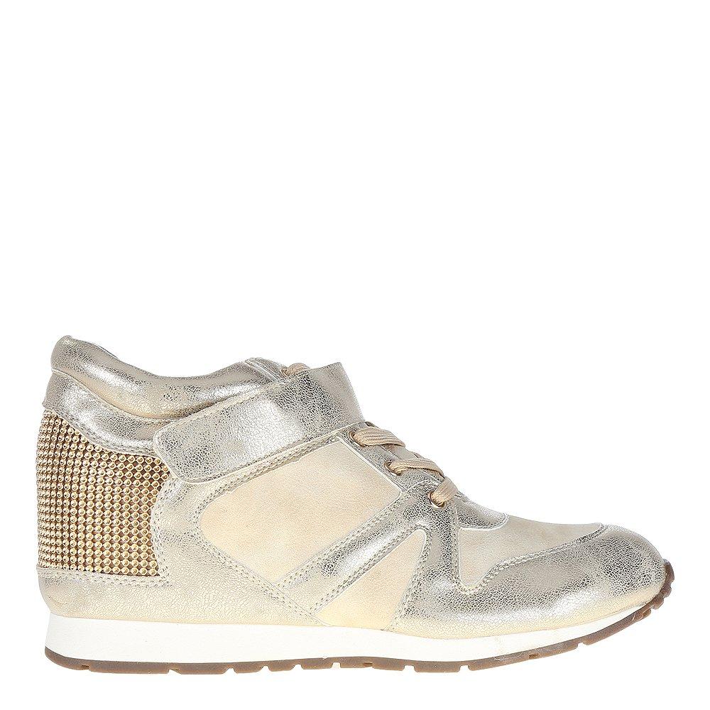 Sneakers Dama Deedee Camel