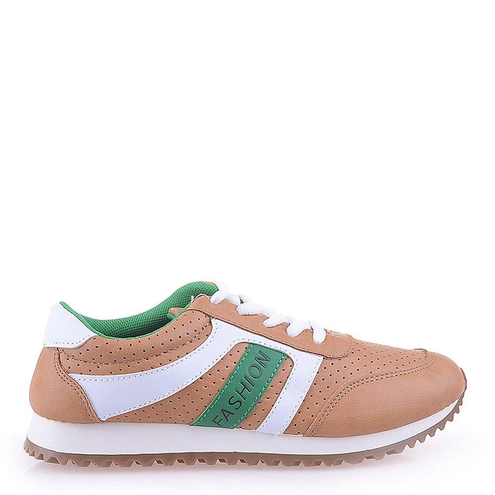 Pantofi Sport Dama Ariana Camel