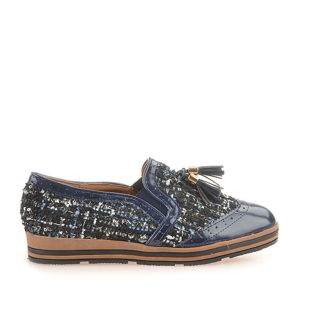 Pantofi Dama Blanchefle Navy
