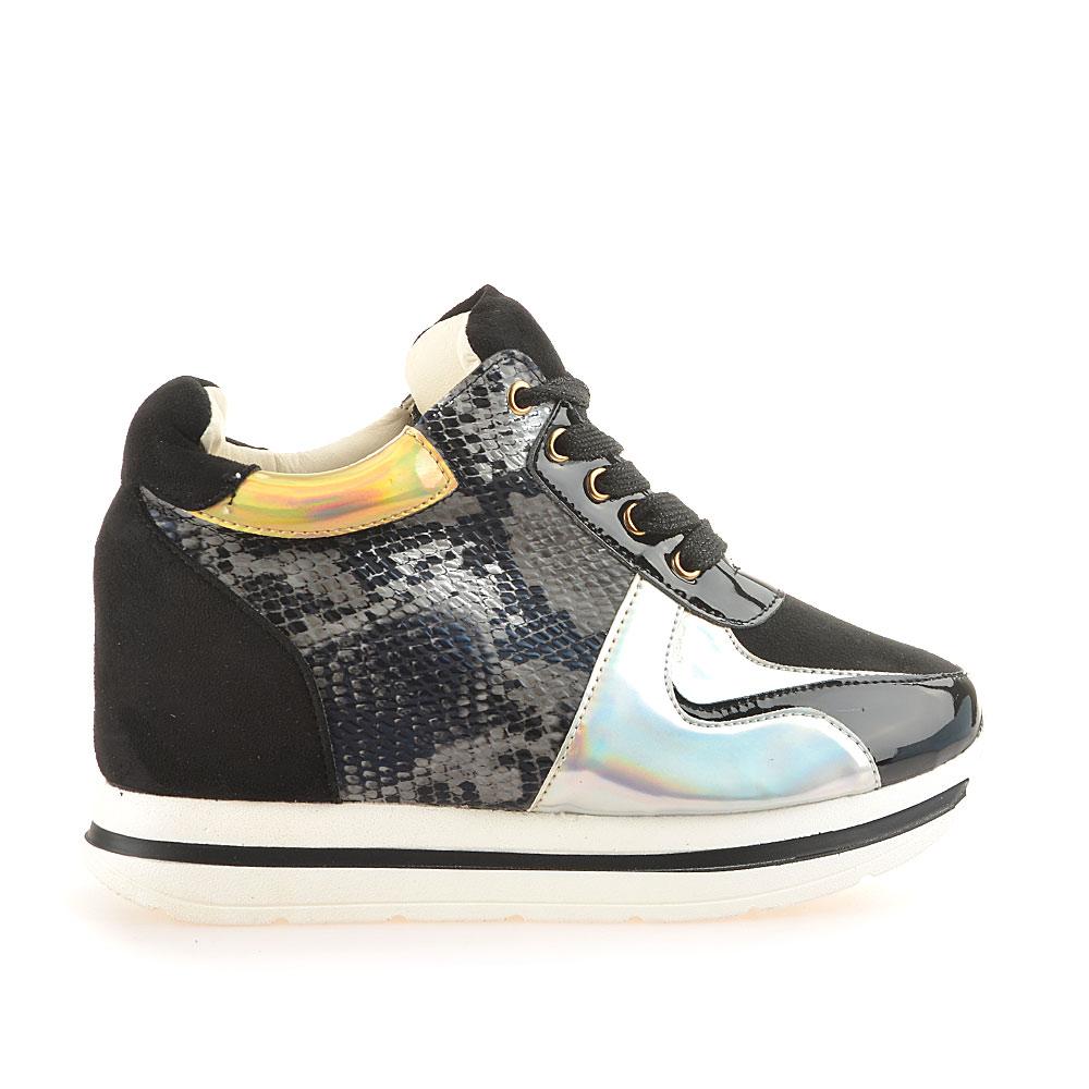 Sneakers dama Lara negru