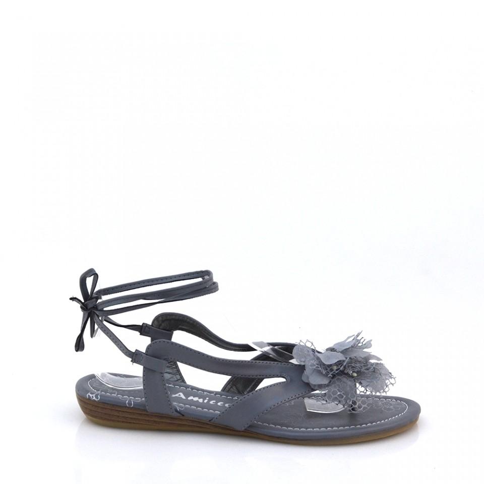 Sandale Femei Gri