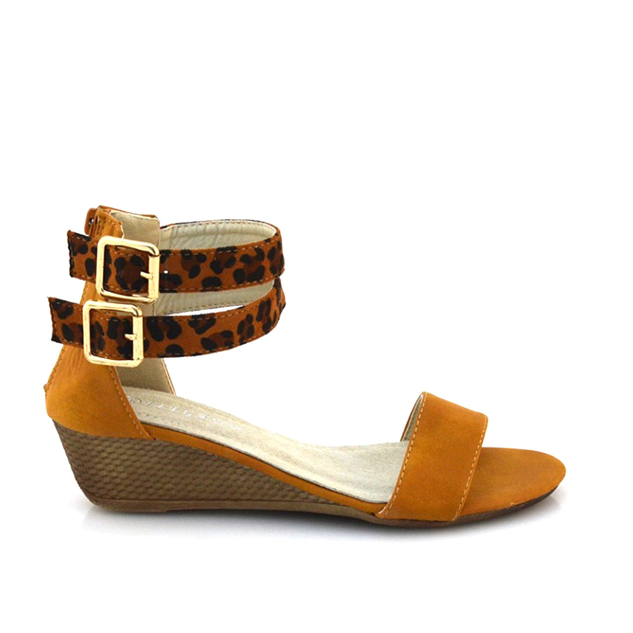 Sandale Dama Deea Camel