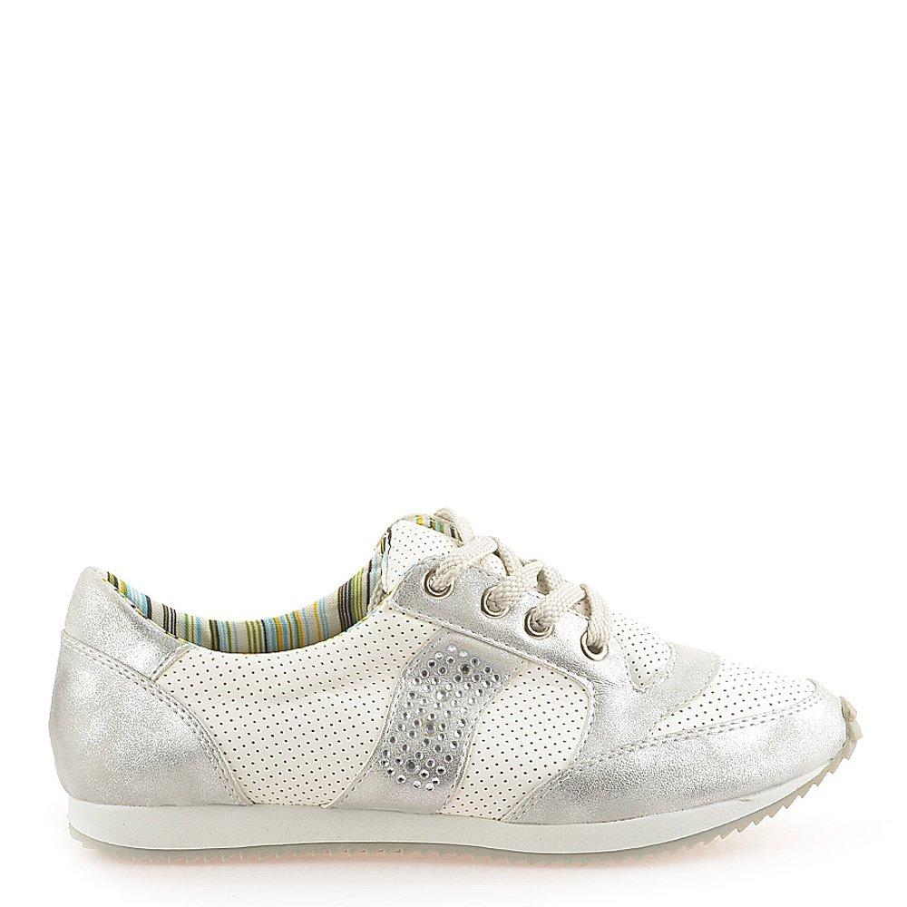 Pantofi sport dama Alicia argintii