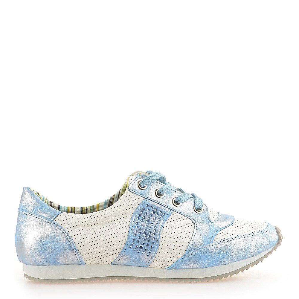 Pantofi sport dama Alicia turcoaz