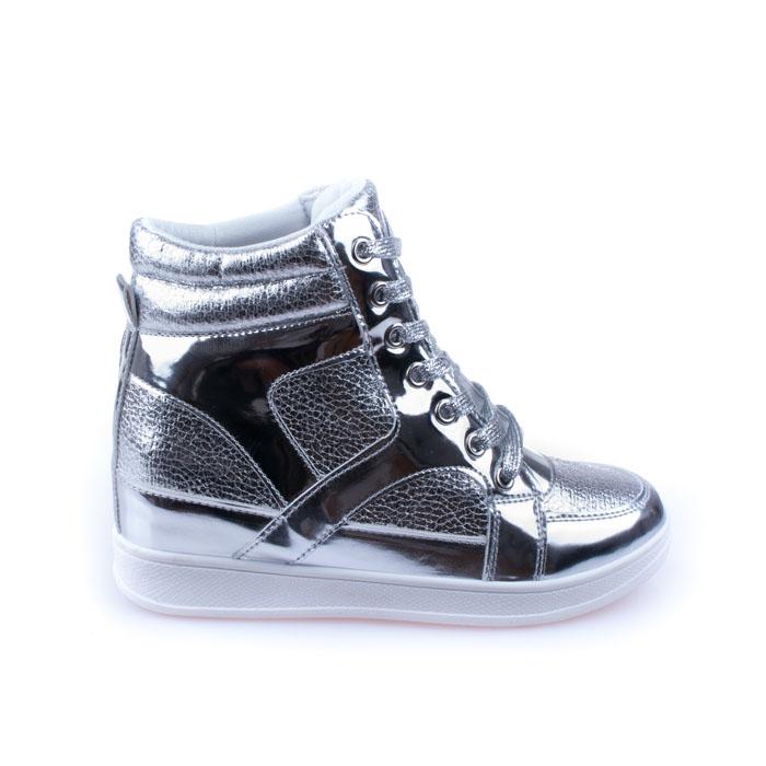 Sneakers dama Sonja argintiu
