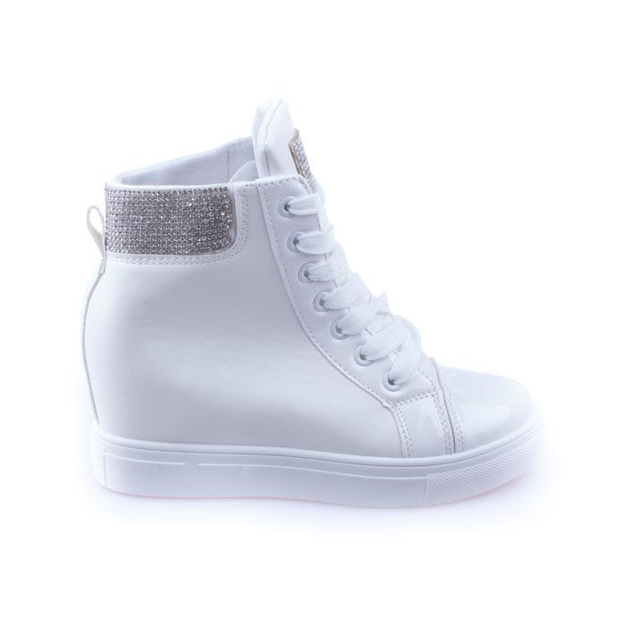 Sneakers Dama Nana 2 Alb