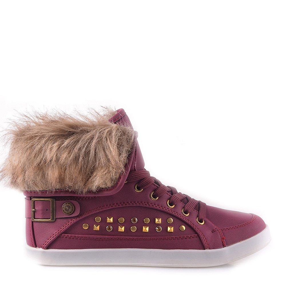 Pantofi sport dama Phifer 2 rosii