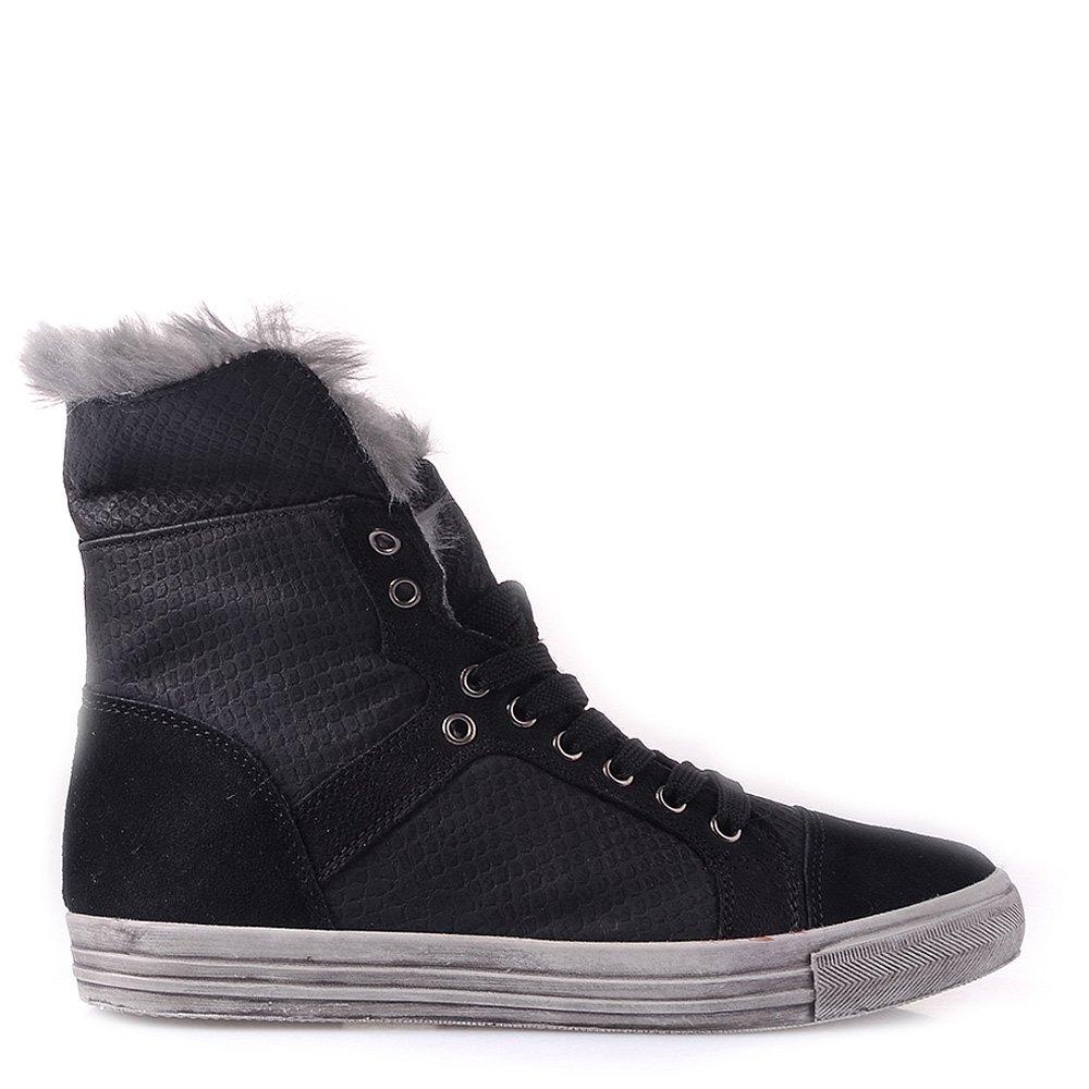 Pantofi sport dama Phifer 1 negri