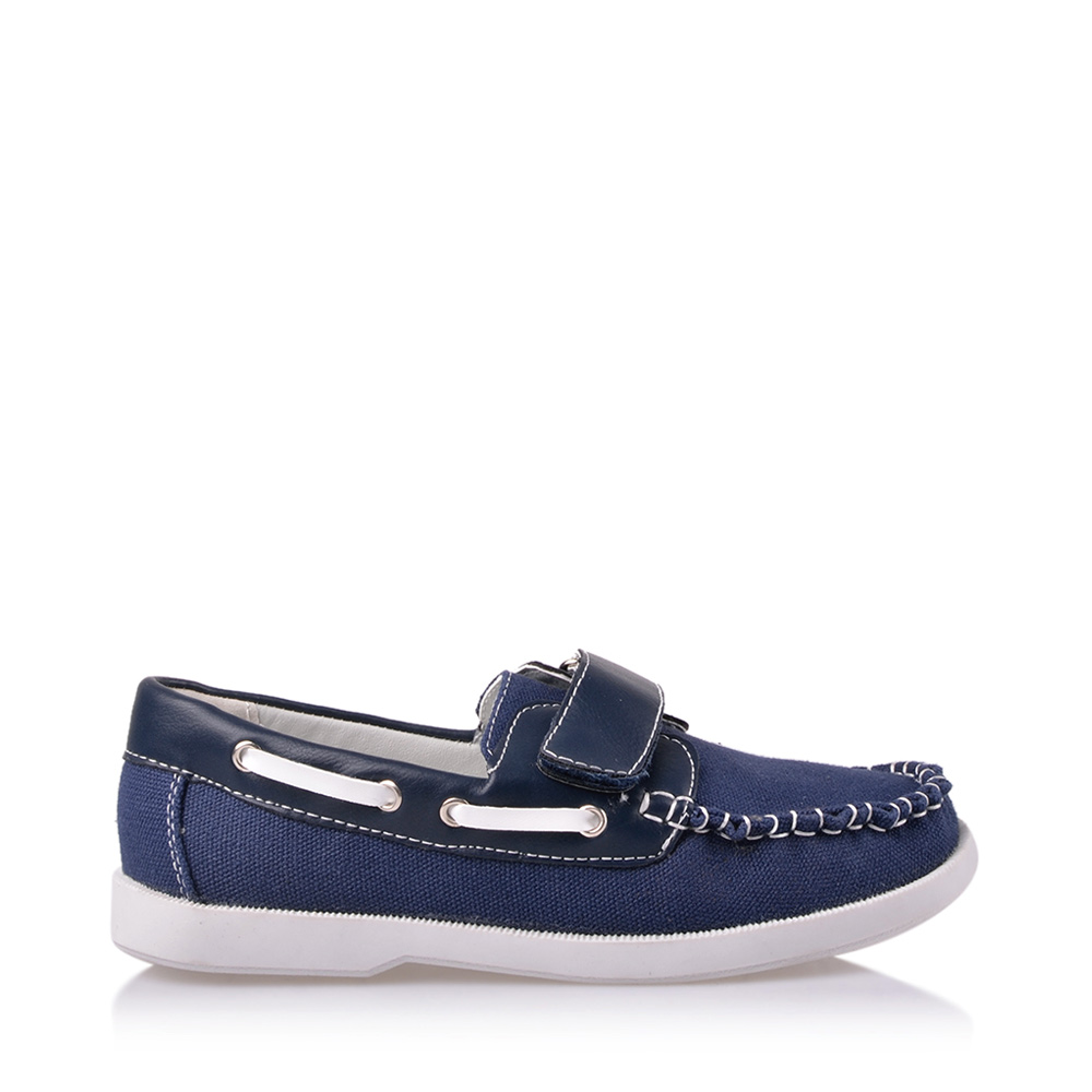 Mocasini Copii Teddy Navy