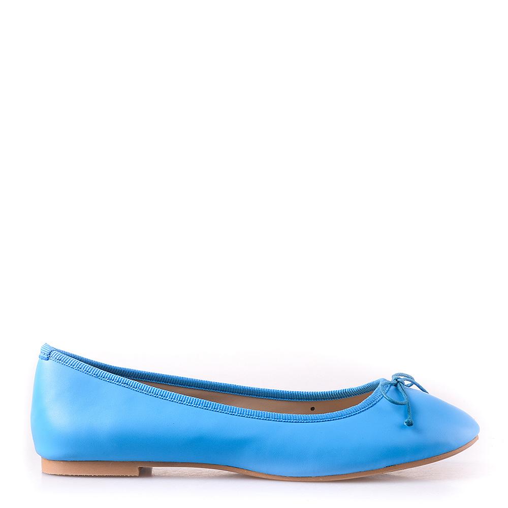 Balerini dama Gwen albastri