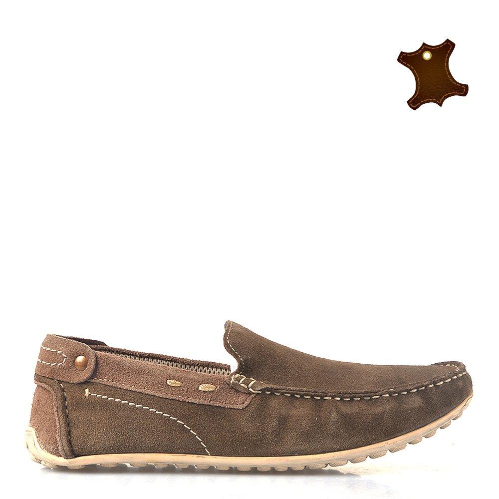 Pantofi Barbati Piele Felipe Maro